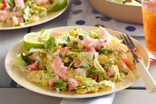 Southwestern Shrimp Salad Recipe - Kraft Recipes