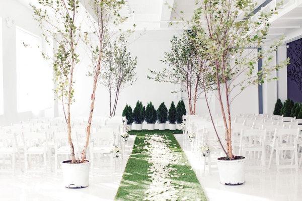 Indoor Ceremony Inspirations: 1000+ Images About Indoor Garden Wedding Inspiration On