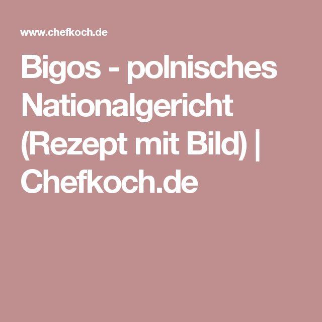 Bigos - polnisches Nationalgericht (Rezept mit Bild) | Chefkoch.de