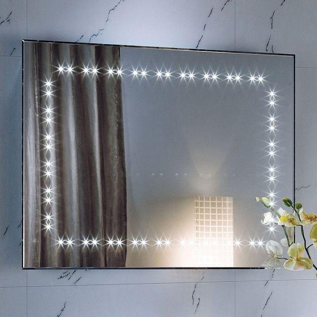 Badezimmerspiegel Stil und Eleganz für Ihren Raum - 23 Ideen