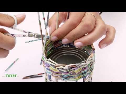 TUTKI™ TUTORIAL Bracelet and ring - YouTube