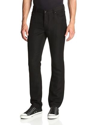 62% OFF John Varvatos Collection Men's Slim Fit Jean (Black)