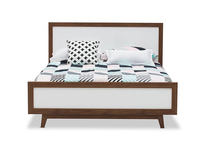 Andi Queen Bed | Super Amart