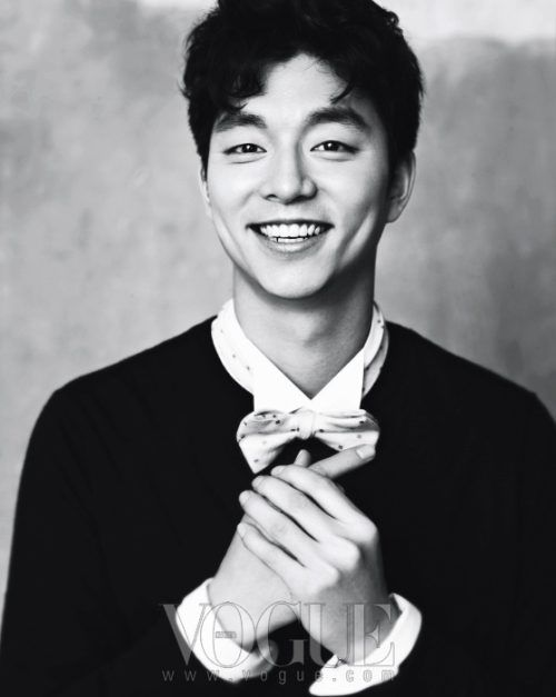 Gong Yoo Coffee Prince (2007) look at that smile, though!