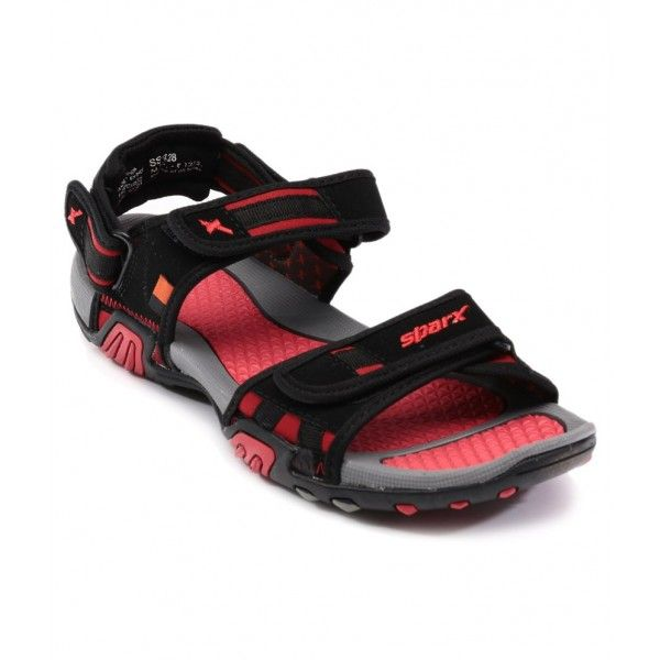 Buy Sparx Men Sandals Red - Happy Roar