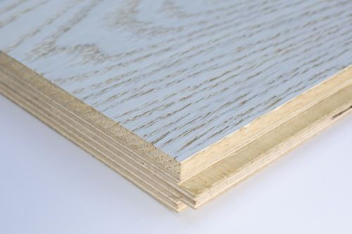 Wide Plank White washed engineered flooring wood floors