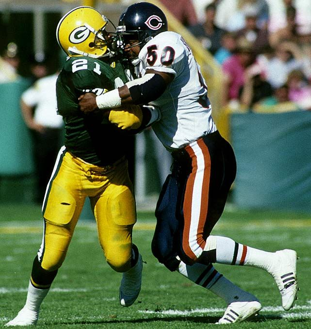 Mike Singletary, Chicago Bears