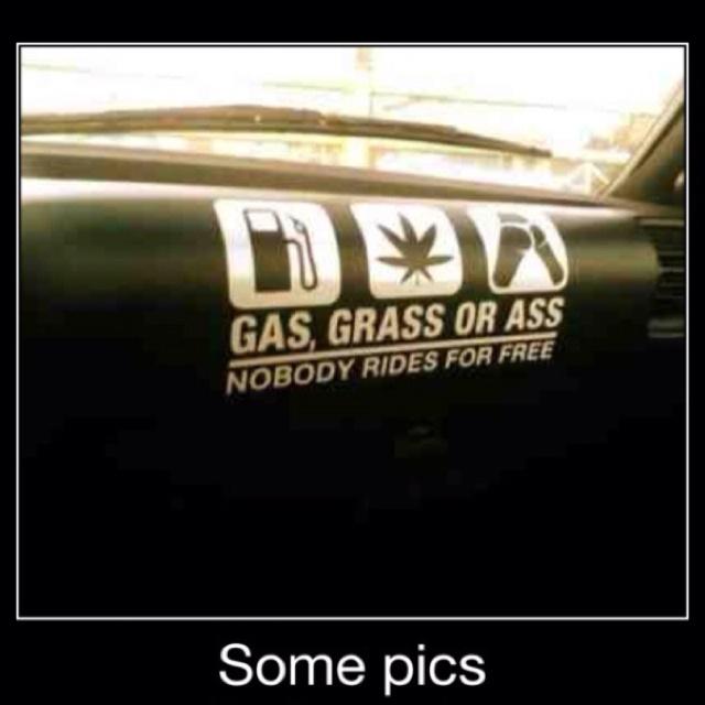 Cash Gas Or Ass 78