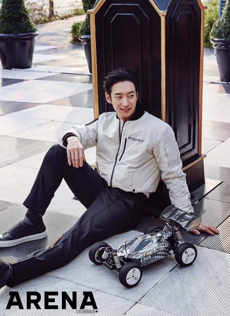 Lee Je Hoon - Arena Homme Plus Magazine September Issue '16 (Discovery…