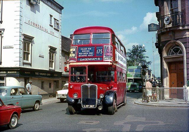 Camden Town, London. 1950's.