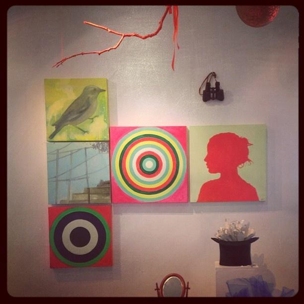 """@gallerifineart's photo: """"vi sees i morgen"""" #Afterwork #fineart #tjuvholmen #gromuktaholter #art"""