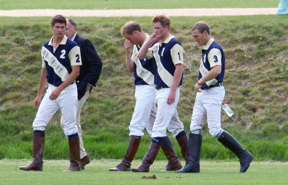 Royal Polo Prince William and Prince Harry play polo  http://www.zimbio.com/pictures/ZYWpTk7Jpbt/Prince+William+Prince+Harry+play+polo/ThXgC_uYHnr#