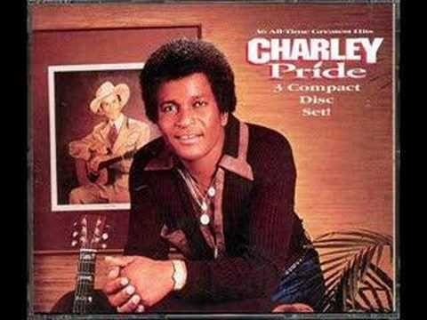 MOUNTAIN  OF  LOVE  by  CHARLEY  PRIDE   My mom loved Charlie Pride.