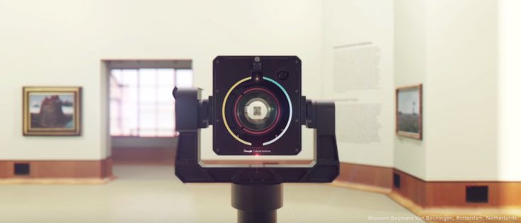 Google just unveiled a gigapixel camera  but its not for you to take selfies with