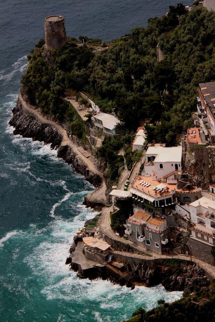 Praiano, province of Salerno Campania