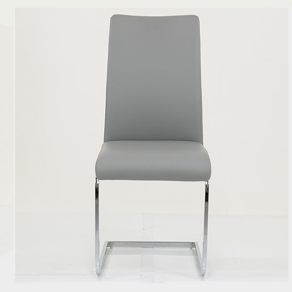 QUEBEC DINING CHAIR GREY The Quebec Grey Dining Chair, Is Sleek And  Professional Looking,