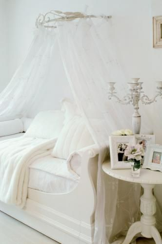 White Girls Room Ideas - Design Dazzle