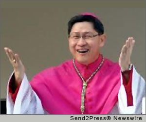 MANILA, Philippines, March 6, 2013 (SEND2PRESS NEWSWIRE) -- Only a few days have passed since the resignation of Pope Benedict XVI, and already speculation is rampant about his replacement. In Asia, those who are devoted to one of the prime candidates, Archbishop of Manila Cardinal Luis Tagle, have mounted an Internet campaign to share their support of his potential selection, according to Batangas Varsitarian.