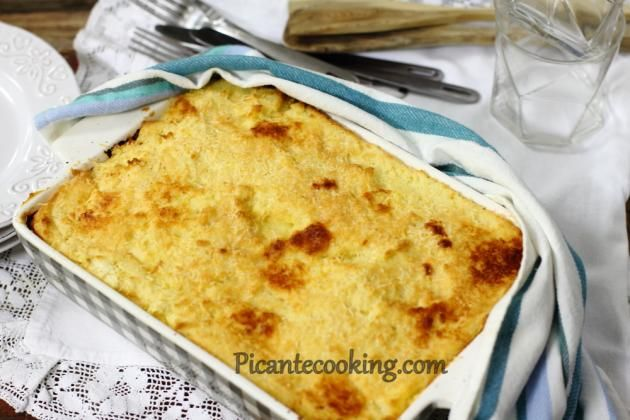 Placek pasterza (ang. Shepherd's Pie)