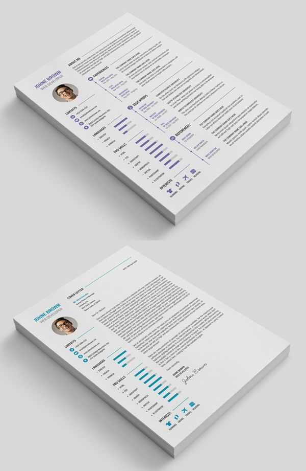 Free Resume Templates | /// GROUP share your Etsy and Creative ...