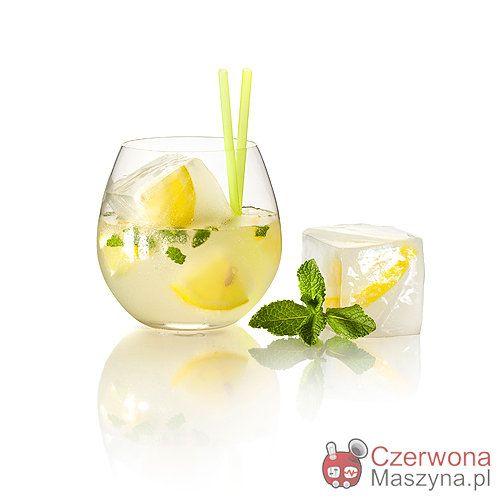 Foremki do lodu Lékué Ice cube 400 ml - CzerwonaMaszyna.pl
