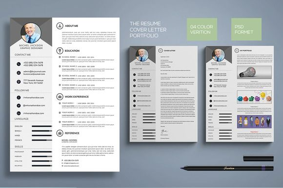 Infographic Resume Cv Vol 1 @creativework247 Resume Templates - infographic resume creator