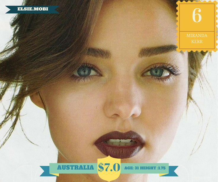 Miranda Kerr - Wonderbra, H&M, Swarovski, Reebok, Mango and Shopstyle