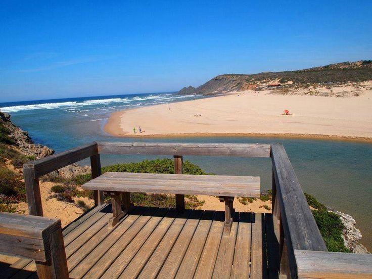 AMOREIRA #Portugal #Beach #Travel