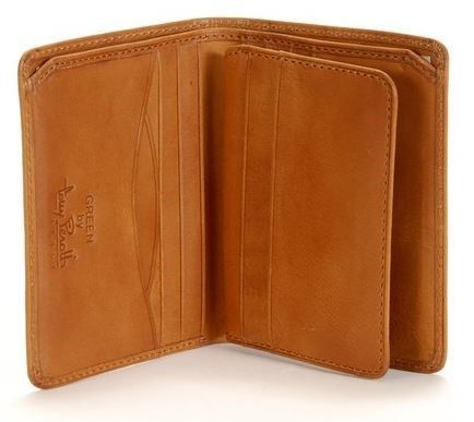 Your traditional leather wallet. Standard wallet in compact size. 9 Credit Card Slots, 2 Reciept Slots, I. D Window & Currency Divider. #Wallet #front Pocket Wallet