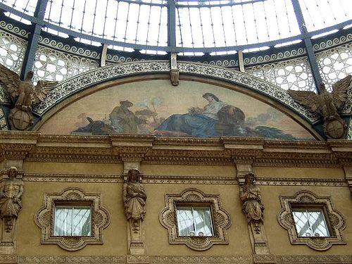 Galleria Vittorio Emanuele IIAmazing, Schoppingcentr Beautifulplaces, Travel And Placs, Emanuel Ii, Art Galleria, Nice Pin, Vittorio Emanuel, Nice Places, Galleria Vittorio