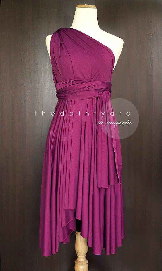Best 25+ Magenta bridesmaid dresses ideas on Pinterest ...