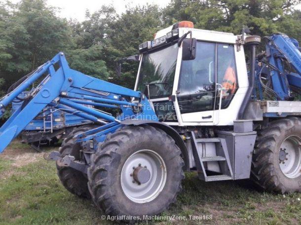 Fendt Xylon 522