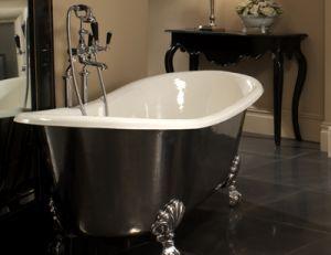 Baignoire ancienne : peindre une baignoire ancienne