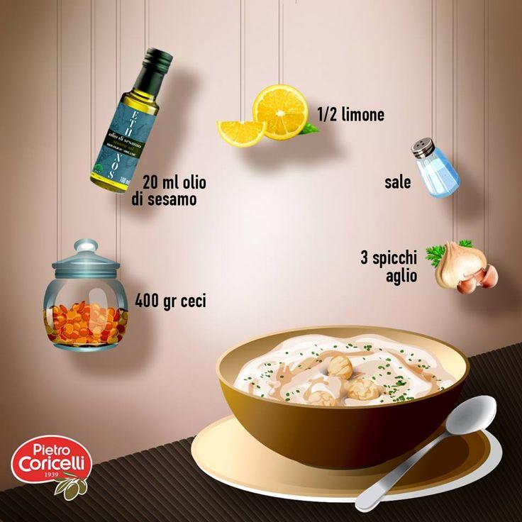 Piatto etnico last minute. Prepara il tuo hummus fatto in casa, pronti a stupire gli ospiti?