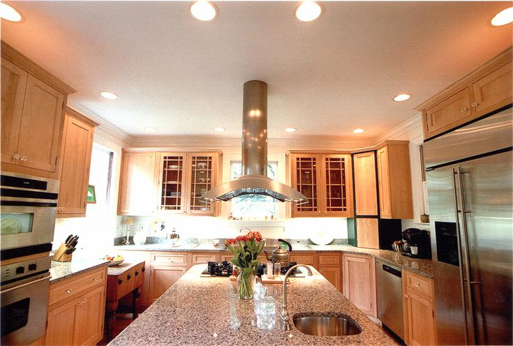 Kitchen wall colors with honey oak cabinets - Azul Platino Granite On Oak Cabinets Home Pinterest