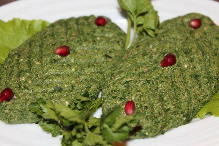 #Pkhali is a traditional Georgian dish.