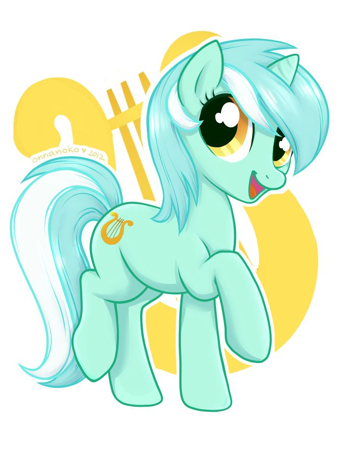 Lovely Lyra by onnanoko.deviantart.com on @deviantART