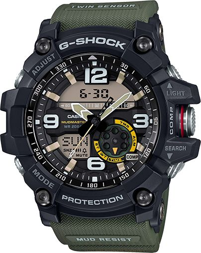 G-Shock Master of G GG1000-1A3 #watch #mensgear #g-shock