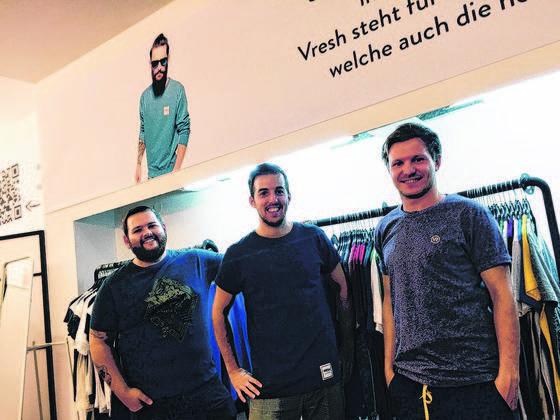 Junges Modelabel eröffnet Pop Up-Geschäft im Haid Center | Willkommen bei tips.at