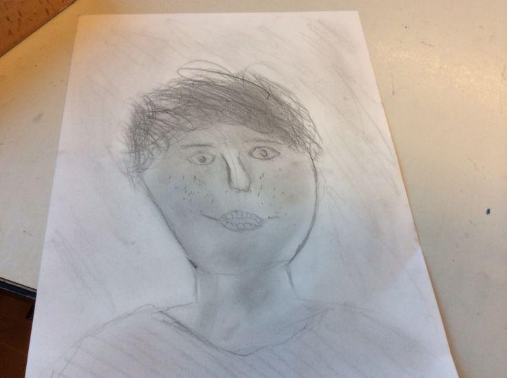 nmijn igen zelfportret