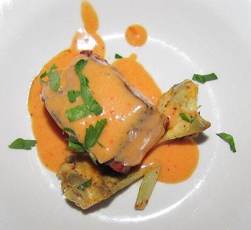 http://bommasrecepten.com/choron-saus-in-de-seb-sausmaker/    #recepten #sauzen    Afbeelding klikken om het recept te lezen.
