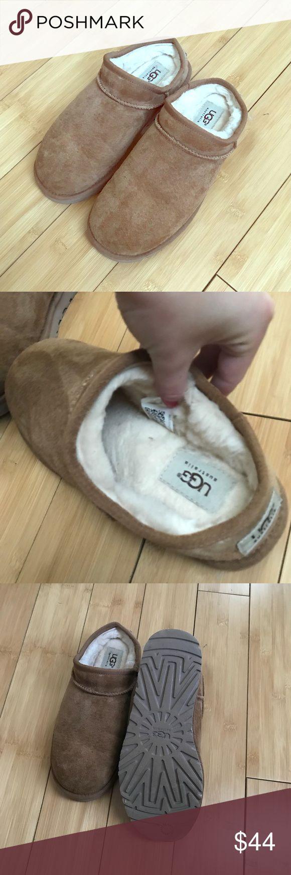 Best 25 ugg slippers ideas on pinterest grey ugg slippers ugg slipper size 7 nvjuhfo Images