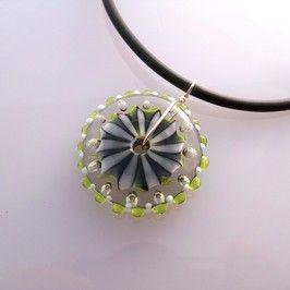perle en verre filé
