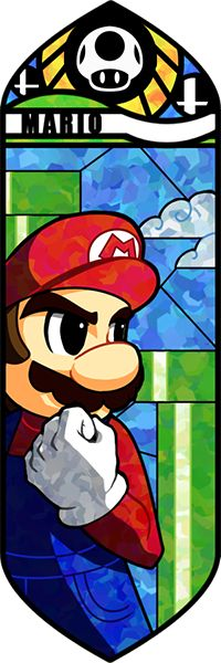 Smash Bros - Mario by Quas-quas on deviantART