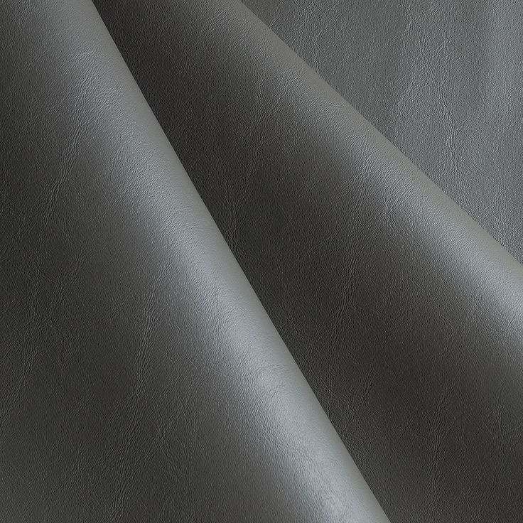 "Naugahyde Universal Medium Gray 54"" Marine Vinyl Fabric - Sailrite"
