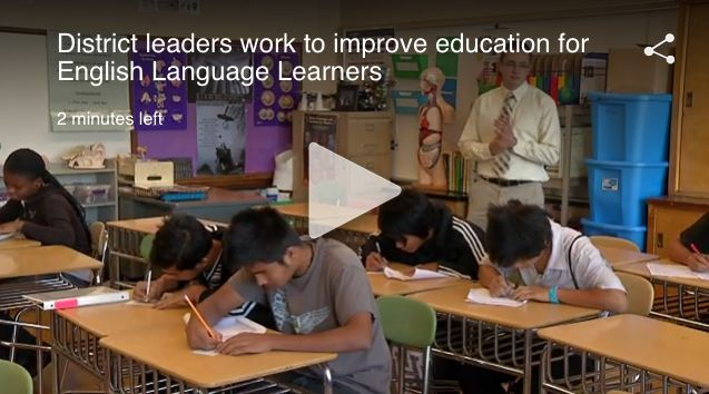 Leaders from the biggest school systems in New York State came together in Buffalo last Friday to call for changes that they say will help them better serve English Language Learners.