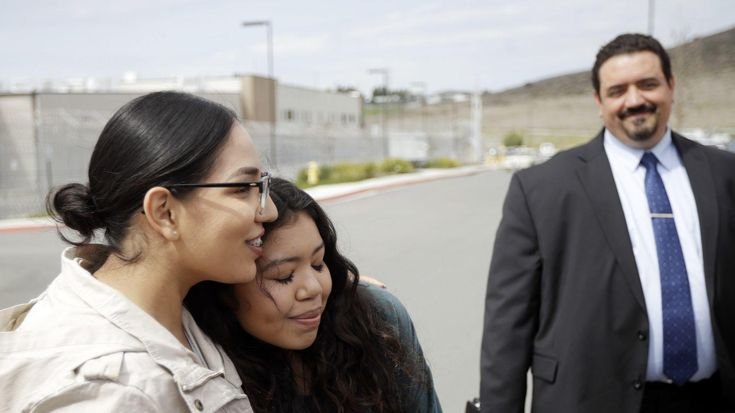National City mother in viral arrest video to be released from immigration detention