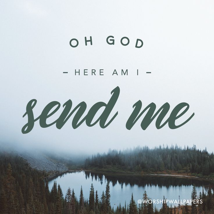 """Isaiah 6 (Here am I Send Me)"" by Lindy Conant & The Circuit Riders // Instagram format // Like us on Facebook www.facebook.com/worshipwallpapers // Follow us on Instagram @worshipwallpapers"