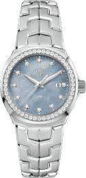 Link 100 M 32 mm  WBC1319.BA0600  TAG Heuer watch price