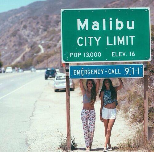 Malibu, California. Need to visit this place!